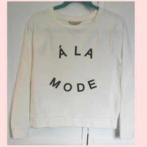 Women's Designer Sweatshirt